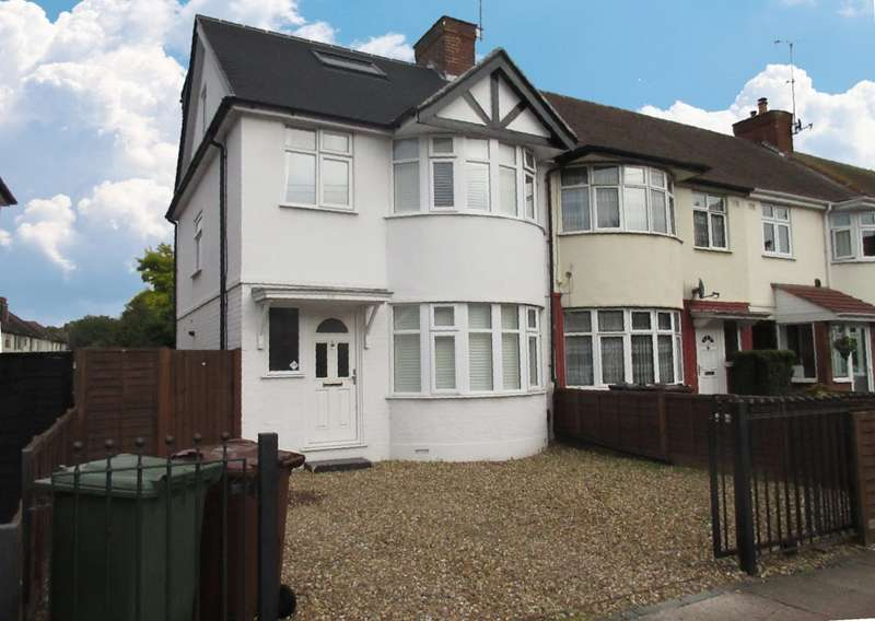 4 Bedrooms End Of Terrace House for rent in , Worton Road, Isleworth, TW7