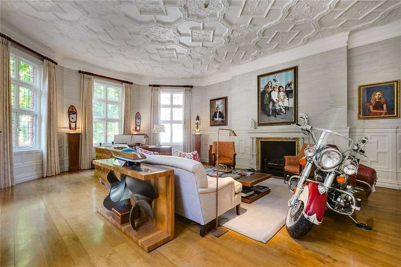 7 Bedrooms House for rent in Collingham Gardens, South Kensington, London