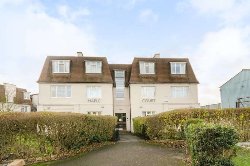 2 Bedrooms Flat for sale in Cambridge Road, Kingston, KT1