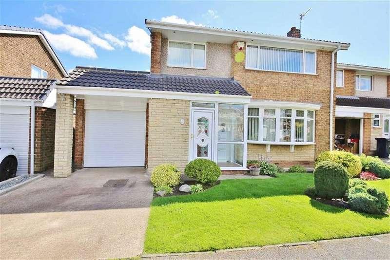 3 Bedrooms Detached House for sale in Broadmeadows, East Herrington, Sunderland, SR3