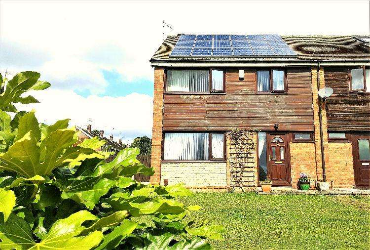 3 Bedrooms End Of Terrace House for sale in Lapwater Road Rotherham South Yorkshire