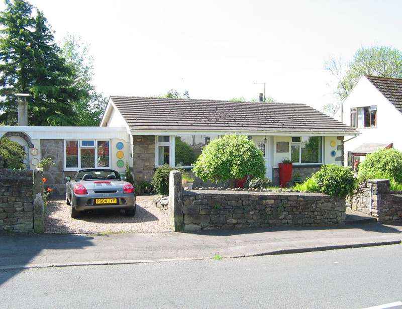 3 Bedrooms Detached Bungalow for sale in Sunnyside Bungalow, Low Bentham, Nr Lancaster LA2 7BU