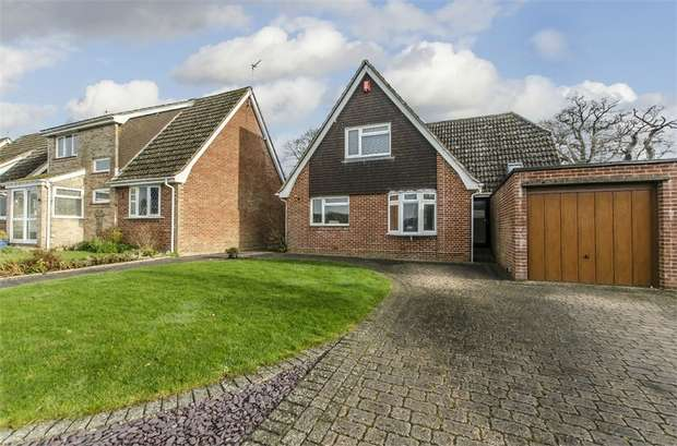 4 Bedrooms Detached House for sale in Greens Close, Bishopstoke, EASTLEIGH, Hampshire