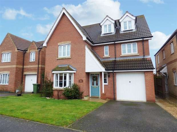 6 Bedrooms Detached House for sale in John Bends Way, Parson Drove, Wisbech, Cambridgeshire