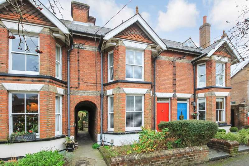 4 Bedrooms Terraced House for sale in Western Road, Tring