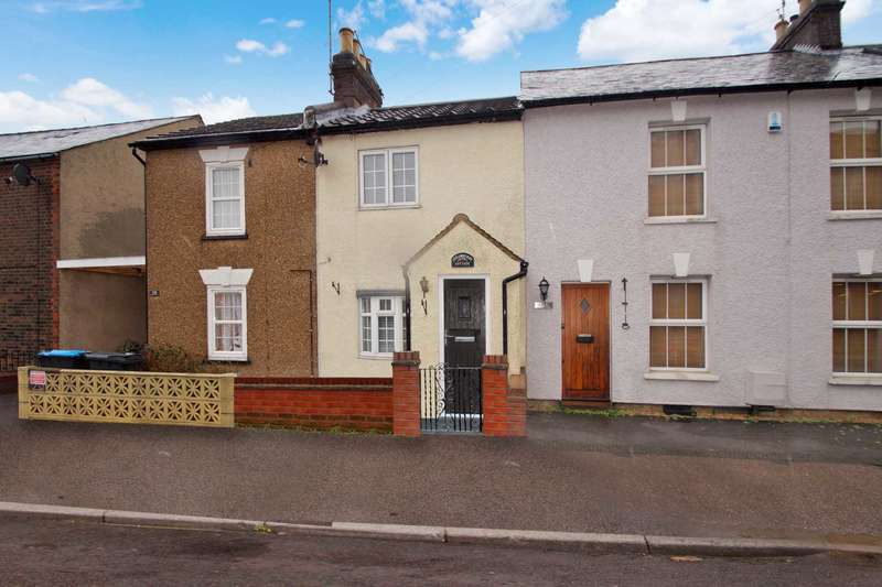 2 Bedrooms Cottage House for sale in Cotterells, Boxmoor, Hemel Hempstead