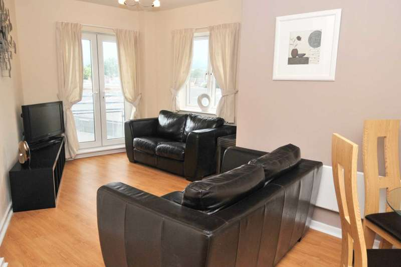 2 Bedrooms Apartment Flat for rent in High Street, Town Centre, Crawley