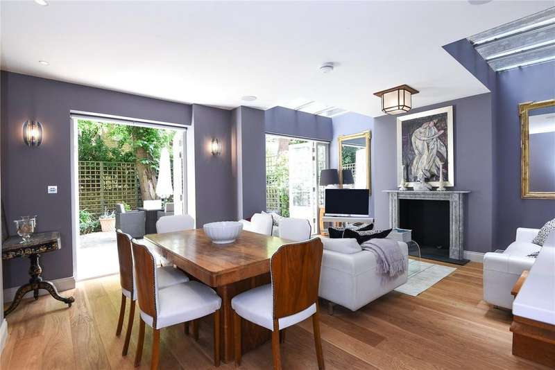 3 Bedrooms Flat for sale in Clifton Gardens, Little Venice, London
