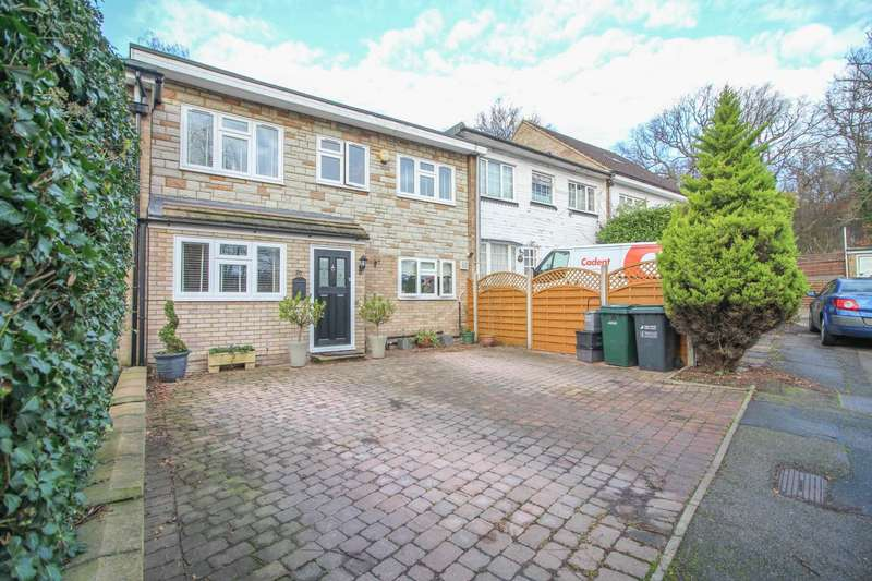 5 Bedrooms Terraced House for sale in Upper Hitch, Carpenders Park