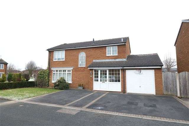 4 Bedrooms Detached House for sale in Newfield Park, Carlisle, Cumbria, CA3 0AH