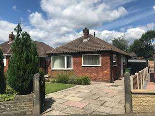 2 Bedrooms Detached Bungalow for sale in Greenhythe Road, Heald Green, Cheadle, Cheshire SK8