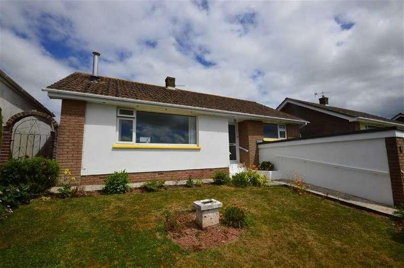 2 Bedrooms Bungalow for sale in Green Park Way, Chillington, Kingsbridge, Devon, TQ7