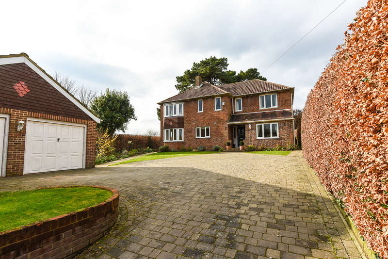 5 Bedrooms Detached House for rent in Tanfield Lane, Wickham