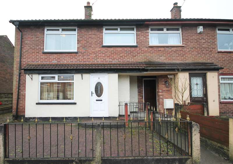 3 Bedrooms Town House for sale in Cedar Avenue, Little Lever, Bolton, BL3 1JN
