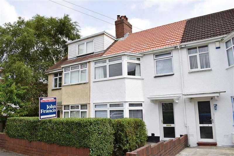 3 Bedrooms Terraced House for sale in Ael Y Bryn Road, Fforestfach