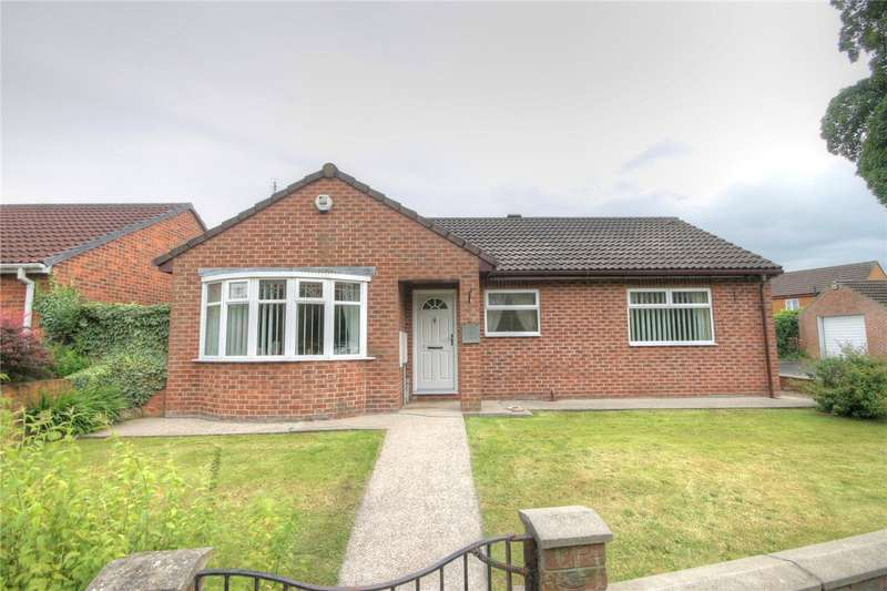 2 Bedrooms Detached Bungalow for sale in Harland Court, St Helen Auckland, Bishop Auckland, DL14