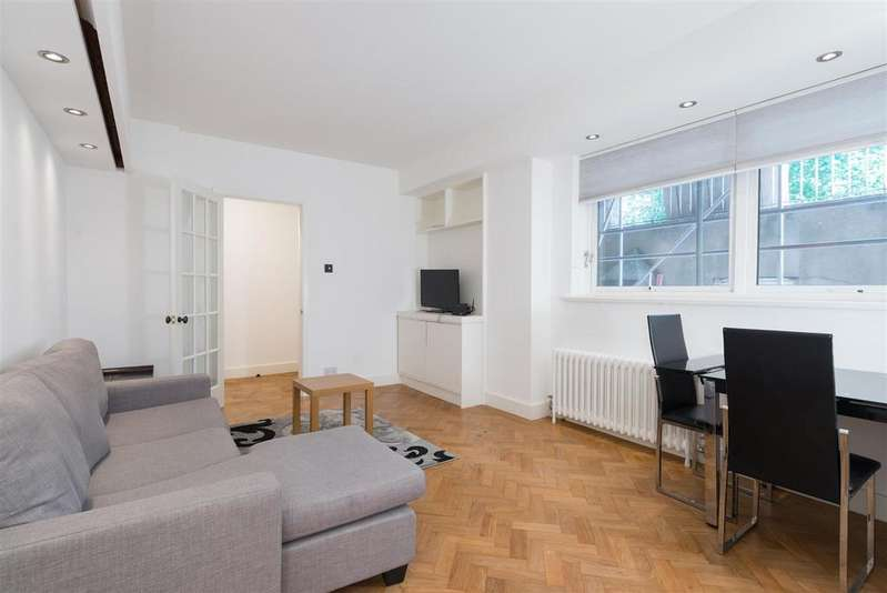 1 Bedroom Apartment Flat for sale in Clarendon Place, London