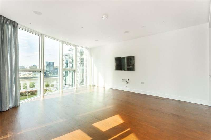 3 Bedrooms Flat for sale in Juniper Drive, Battersea Reach, London, SW18
