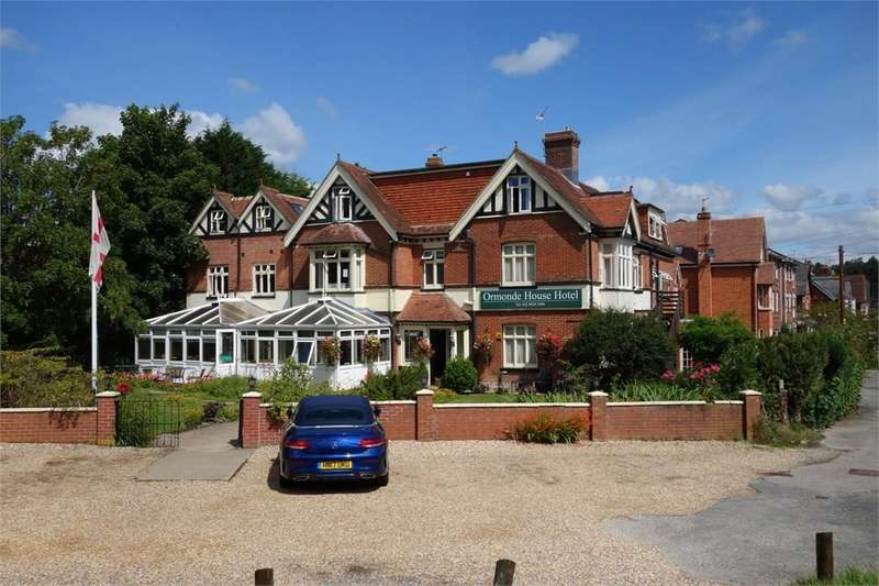 17 Bedrooms Detached House for sale in Southampton Road, Lyndhurst, SO43