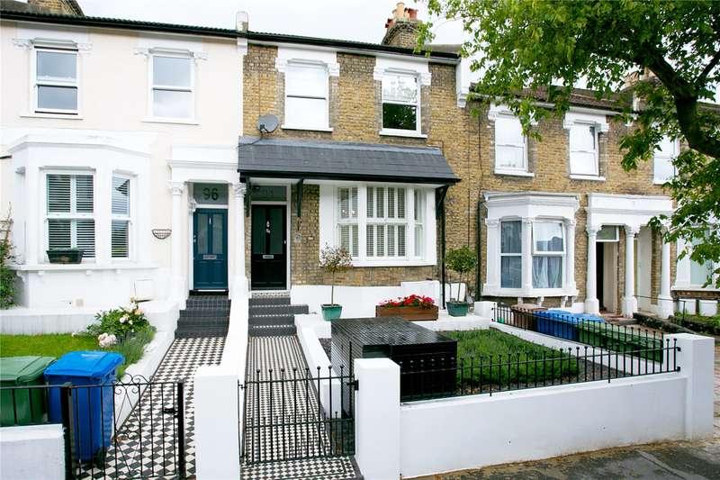 4 Bedrooms Terraced House for sale in Friern Road, London, SE22