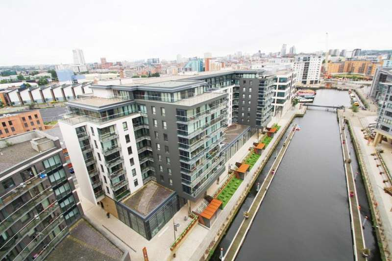 2 Bedrooms Apartment Flat for sale in CLARENCE HOUSE, THE BOULEVARD, LS10 1LG