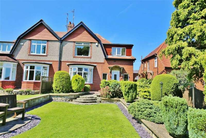 3 Bedrooms Semi Detached House for sale in Barnes View, Barnes, Sunderland, SR4
