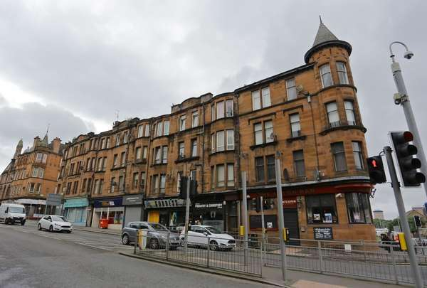 1 Bedroom Flat for sale in 3/3, 72 Causeyside Street, Paisley, PA1 1YP