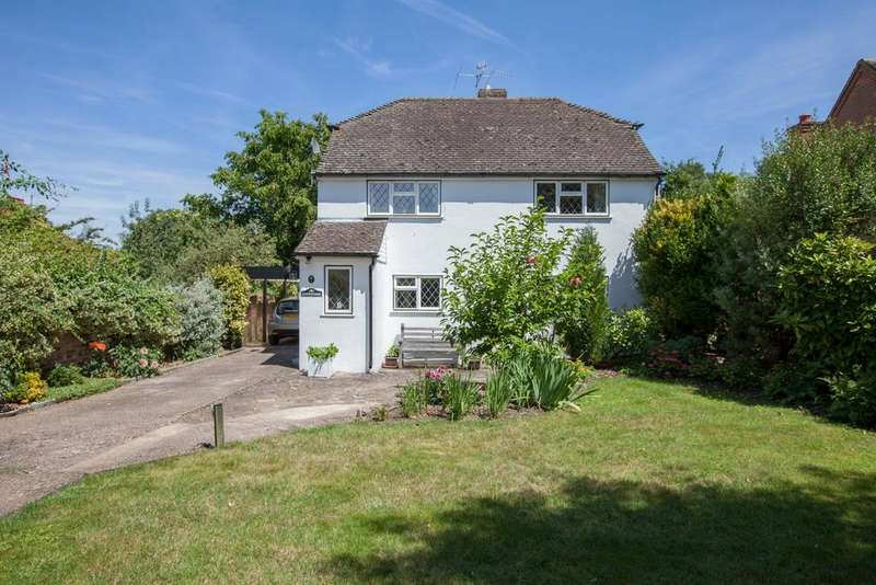 4 Bedrooms Detached House for sale in Wooburn Town