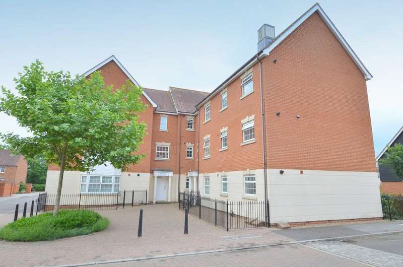 2 Bedrooms Apartment Flat for sale in Offord Close, Kesgrave