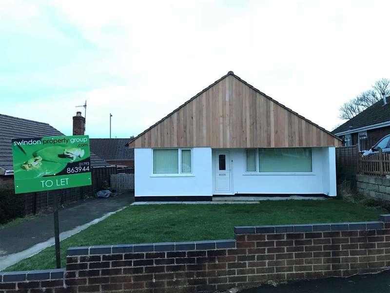 3 Bedrooms Bungalow for rent in Newland Road, Swindon