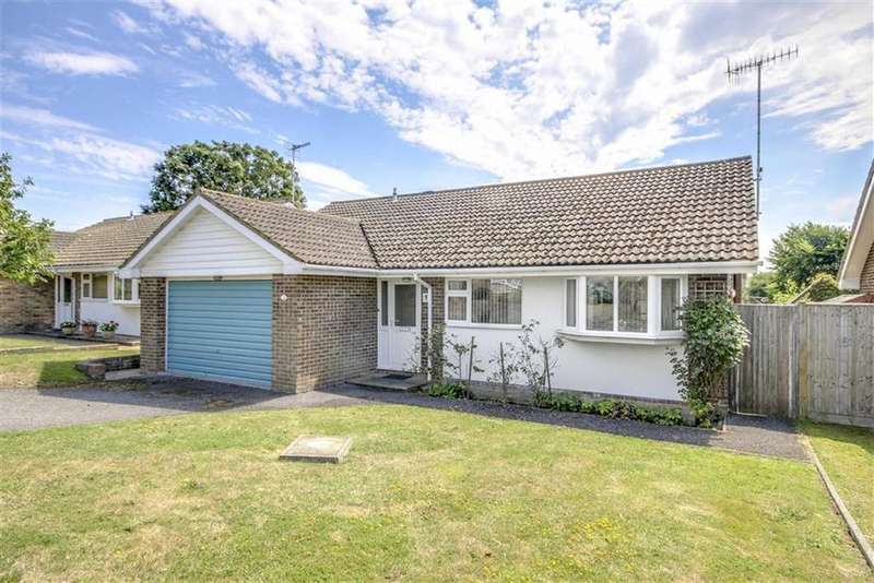 3 Bedrooms Detached Bungalow for sale in Willow Drive, Seaford