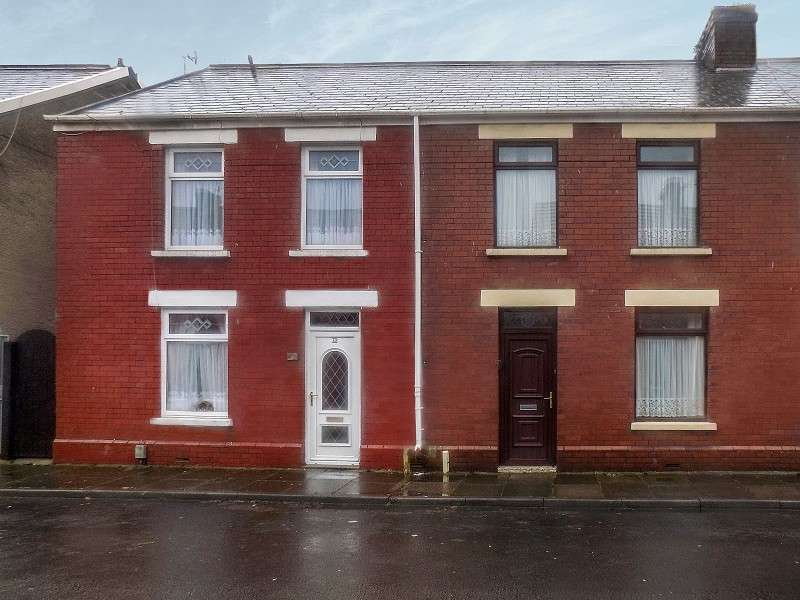 3 Bedrooms Terraced House for sale in Rees Street, Port Talbot, Neath Port Talbot. SA12 6HB