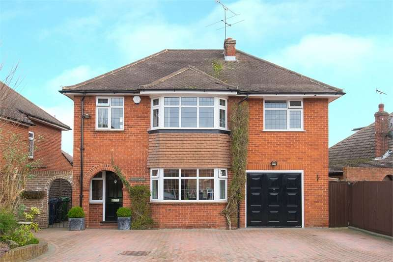4 Bedrooms Detached House for sale in Garners End, Chalfont St Peter, Gerrards Cross, Buckinghamshire