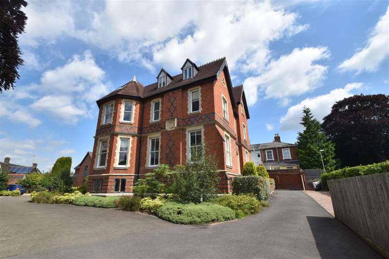 1 Bedroom Apartment Flat for sale in Barbourne Terrace, Worcester