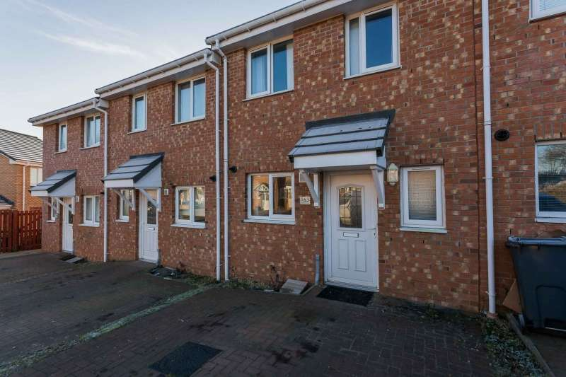 2 Bedrooms Villa House for sale in Strathcarron Drive, Paisley, Renfrewshire, PA2 7AY