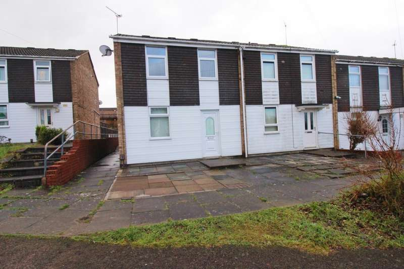 3 Bedrooms End Of Terrace House for sale in Ambassador Raod, Leicester, LE5