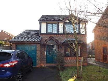 3 Bedrooms Detached House for sale in Glenridding Close, West Bridgford, Nottingham, Nottinghamshire