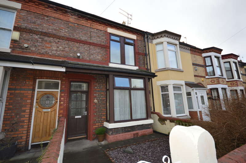 3 Bedrooms Terraced House for rent in Hereford Road, Seaforth, Liverpool, L21