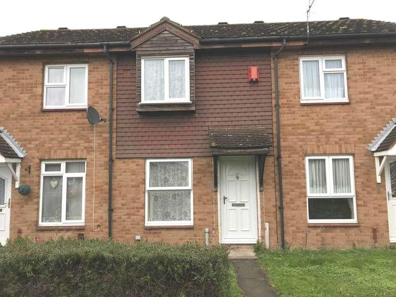 2 Bedrooms House for rent in Senator Walk, Thamesmead West, SE28 0EH