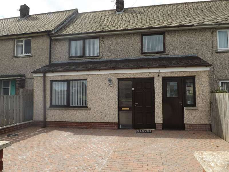 3 Bedrooms House for sale in Leslie Drive, Amble, Morpeth, Northumberland, NE65 0QF