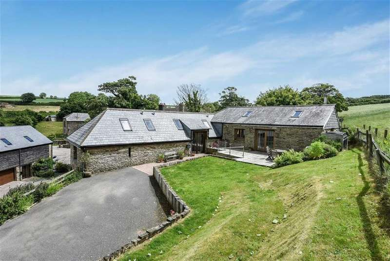 4 Bedrooms Detached House for sale in Sorley, Kingsbridge, Devon, TQ7