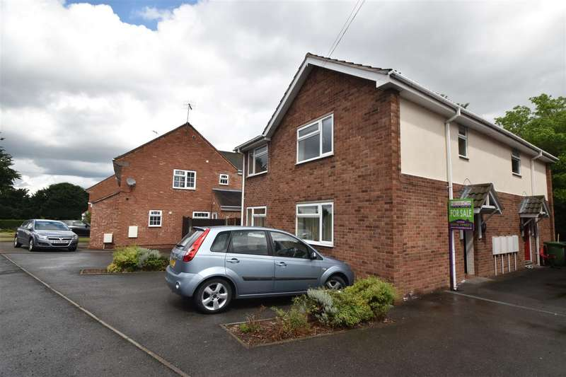 1 Bedroom Flat for sale in Winslow Avenue, Droitwich