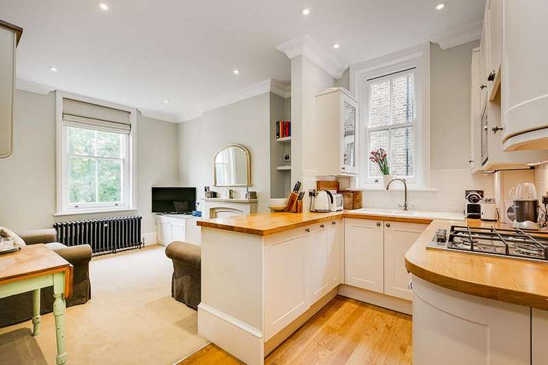 2 Bedrooms Flat for sale in Mornington Avenue, London, W14