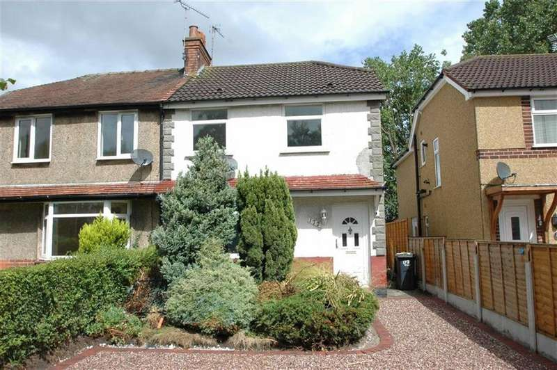3 Bedrooms Semi Detached House for sale in Sealand Road, Chester