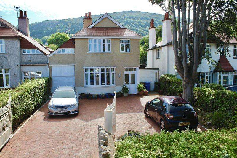 4 Bedrooms Semi Detached House for sale in Meliden Road, Prestatyn