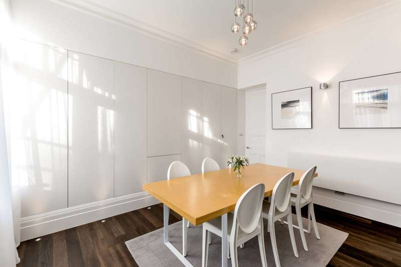 2 Bedrooms Flat for rent in St Augustines Mansions, Westminster, SW1V