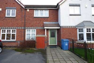 2 Bedrooms Terraced House for rent in Gleave Crescent, L6 2PF