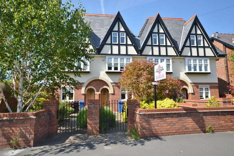 3 Bedrooms Town House for sale in Courtyard Mews, 185 Moss Lane, Bramhall, Stockport