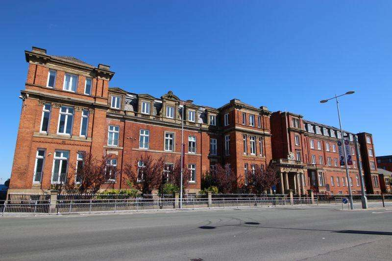 1 Bedroom Apartment Flat for sale in The Royal Phase I, Wilton Place, Salford City