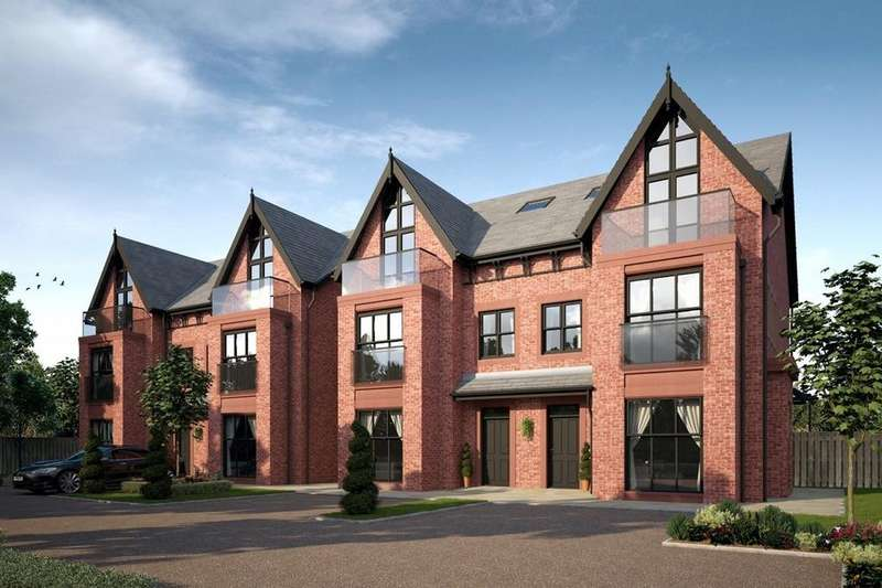 5 Bedrooms Semi Detached House for sale in Plot 1, The Hollies, Palatine Road, Didsbury